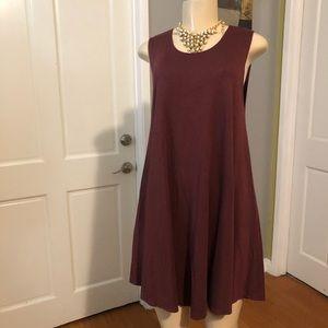BRANDY MELVILLE TUNIC SLEEVELESS DRESS